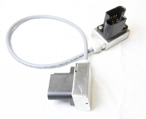 flexibler Zwischenstecker für Elektrostatischer Filter
