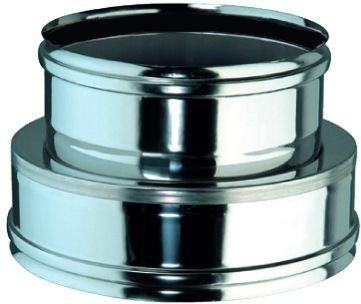 Steckverbinder DW/EW für Rohr Ø150mm