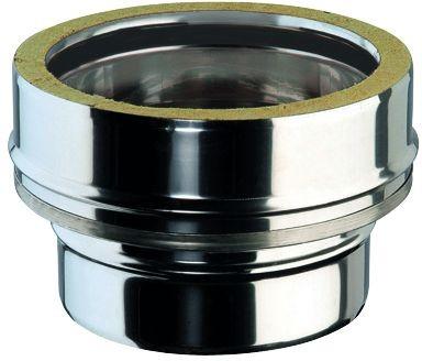Steckverbinder EW/DW für Rohr Ø100mm