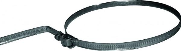Bandschelle, Edelstahl, bis Durchmesser 380mm