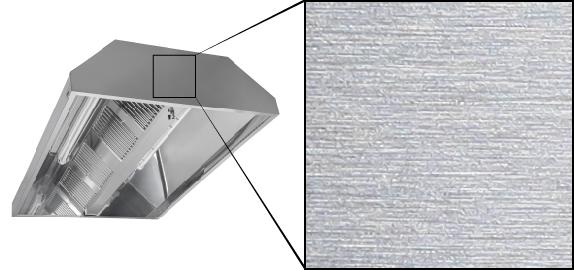 Material Deckenhauben