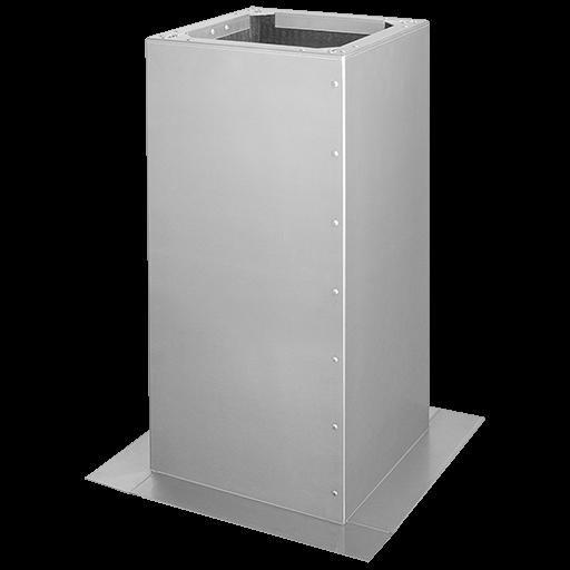 Dachsockel für VRD, mit einer Höhe von 600mm