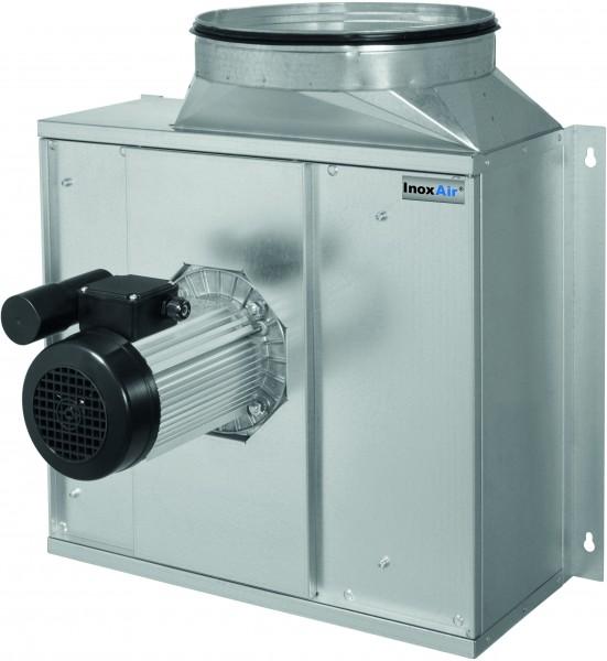 Küchen-Abluftbox, Motor außen