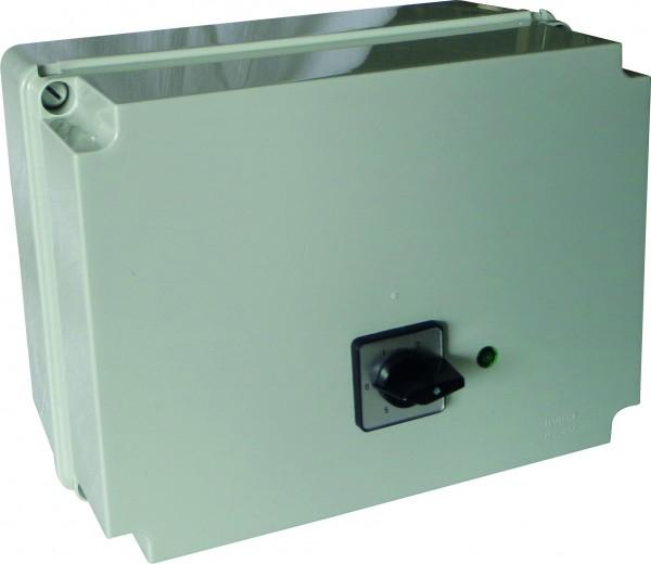 Mehrfunktionsdrehzahlregler, 400V, 7 Ampere