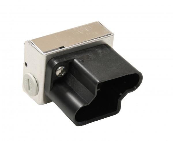 Endstecker für Elektrostatischer Filter