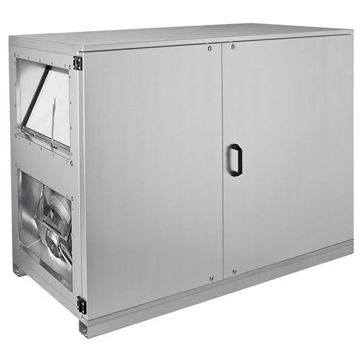 Wärmerückgewinnungsgerät, Elektro, Horizontalgerät Rechtsanschluss