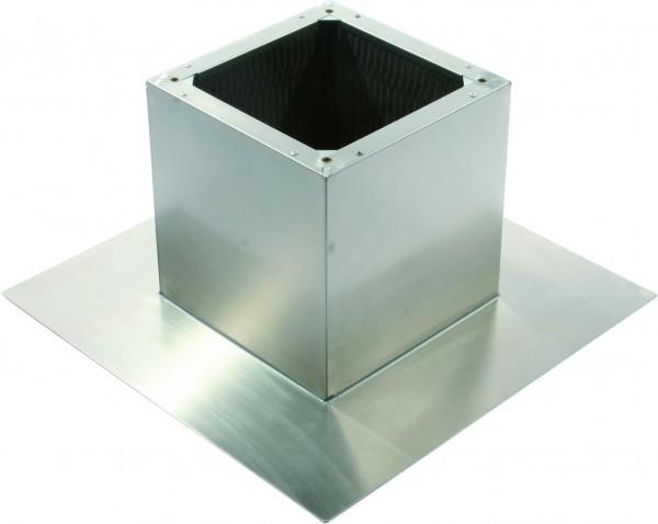 Dachsockel für VRD, mit einer Höhe von 300 mm