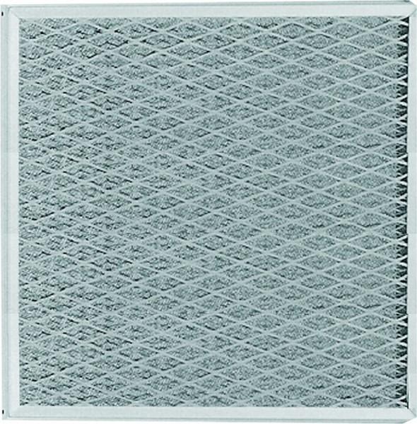 Strickfilter aus Edelstahl 592x287x20mm