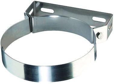 Wandabstandhalter bis 50mm, für doppelwandiges Rohr Ø 150mm