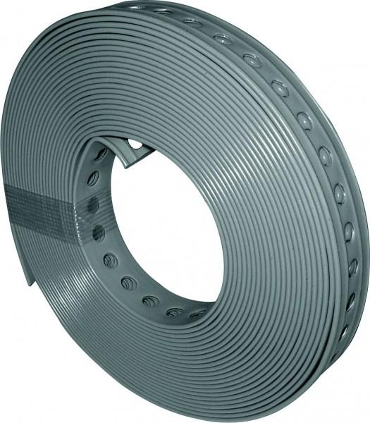 Lochband, PVC-beschichtet
