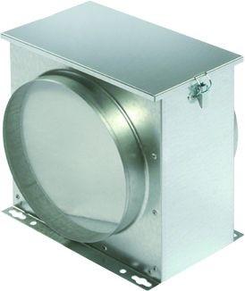 Filterbox für Rohr