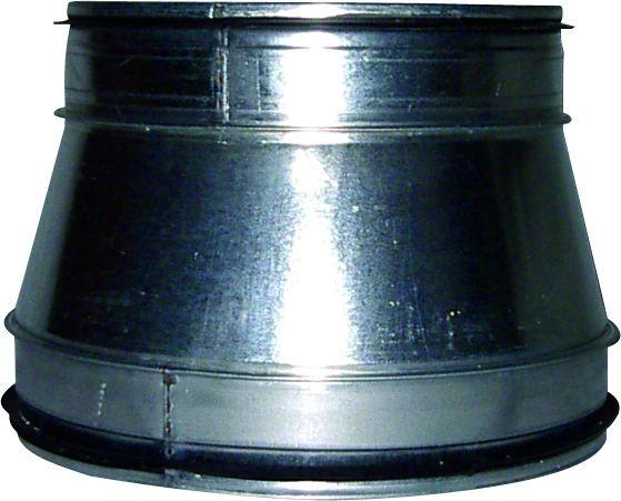 Reduzierstück, verzinkt, Nennweite ab 200mm