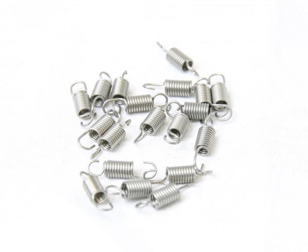 Federn für Ionisationsdrähte für Elektrostatischen Filter