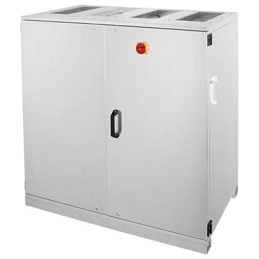 Wärmerückgewinnungsgerät, PWW, Vertikalgerät