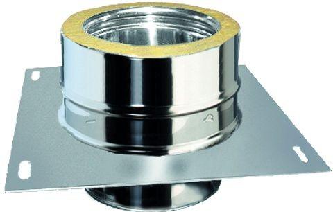 Zwischenkonsole DW/EW für doppelwandiges Rohr Ø 130mm