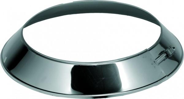 Wandrosette für Doppelwandiges Rohr Ø 130mm